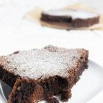 Schokoladenkuchen ohne Mehl